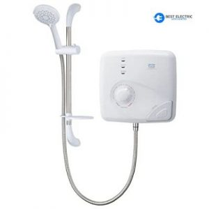 pumped electric showers