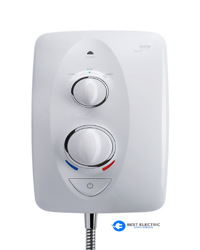 Mira Sprint Multi-Fit White 8.5kW Electric Shower
