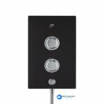 Mira Decor Dual Silver Electric Shower 10.8 kW